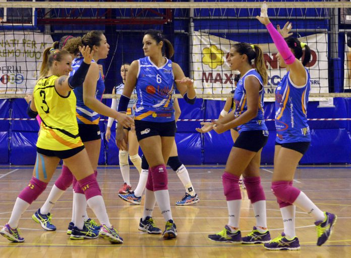 esultanza_Arzano_Volley