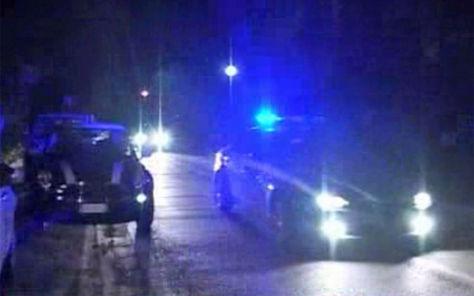 polizia_lampeggiante_notte