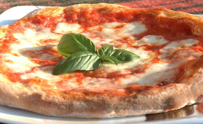 Pizza-Marherita