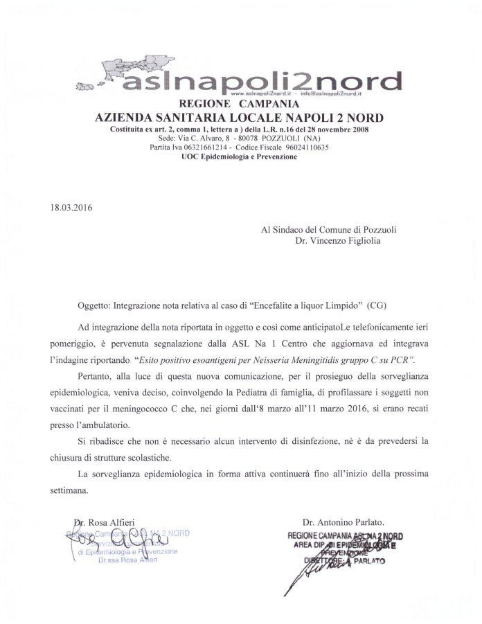 Seconda_Comunicazione_Sindaco_Pozzuoli_Encefalite
