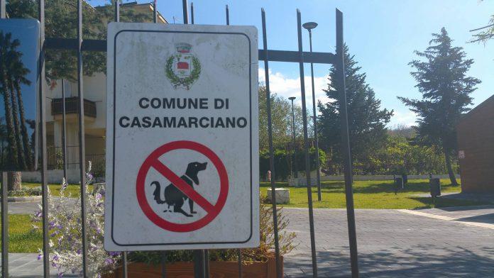 Casamarciano_divieto