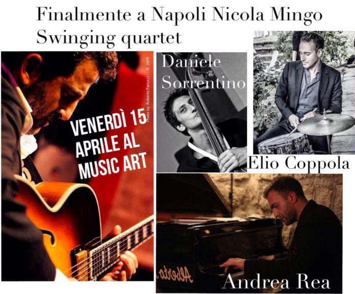 Nicola_Mingo_Swinging_Quartet_a_Napoli