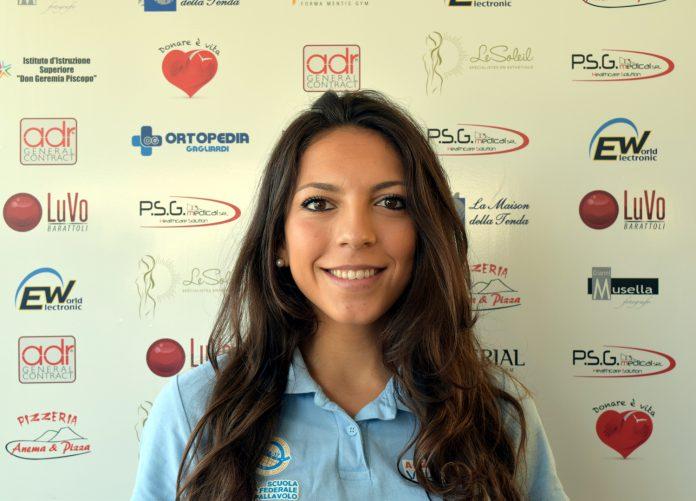 Sara_Speranza_Arzano_Volley