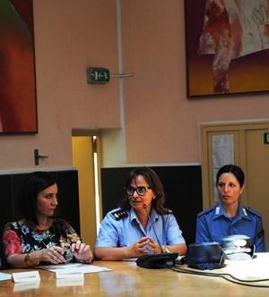 Comandante_Polizia_Municipale_Casoria_colonello_Anna_Bellobuono
