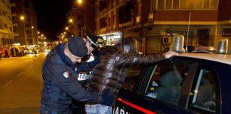 arresto-carabinieri-notte