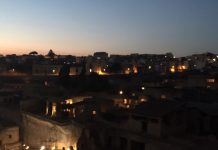 Ercolano_by_night