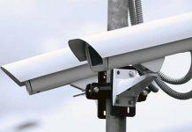 video-telecamera-sorveglianza-stock