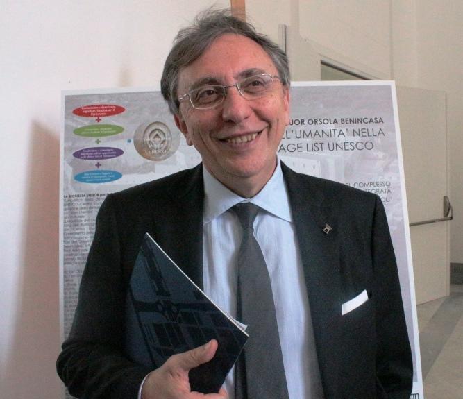 Il_Rettore_del_Suor_Orsola_Lucio_dAlessandro