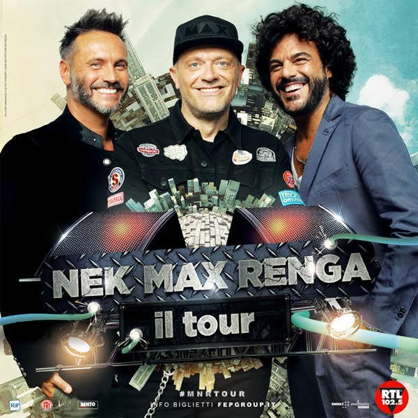 MAX_NEK_RENGA_IL_TOUR