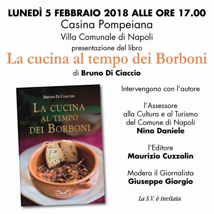 Presentazione_Libro_La_cucina_al_tempo_dei_Borboni_Invito