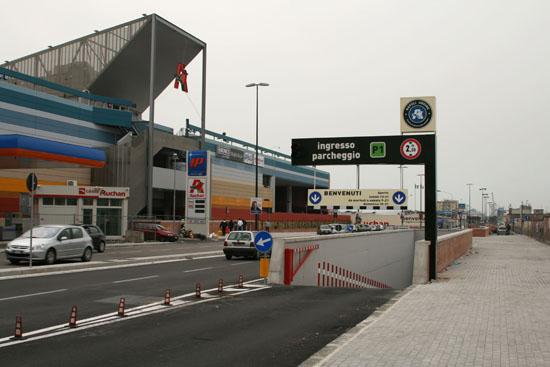 9_marzo_2010_l__accesso_al_parcheggio