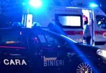 Carabinieri-e-ambulanza-notte