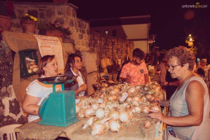 Festa della cipolla di Vatolla