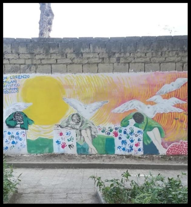 murale parco bacci