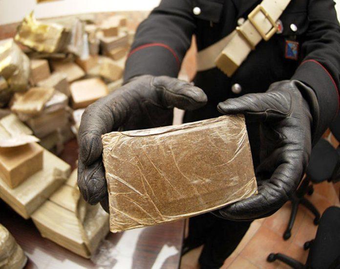 sequestro-droga carabinieri