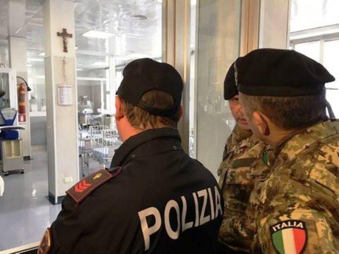 Militari-Ospedale