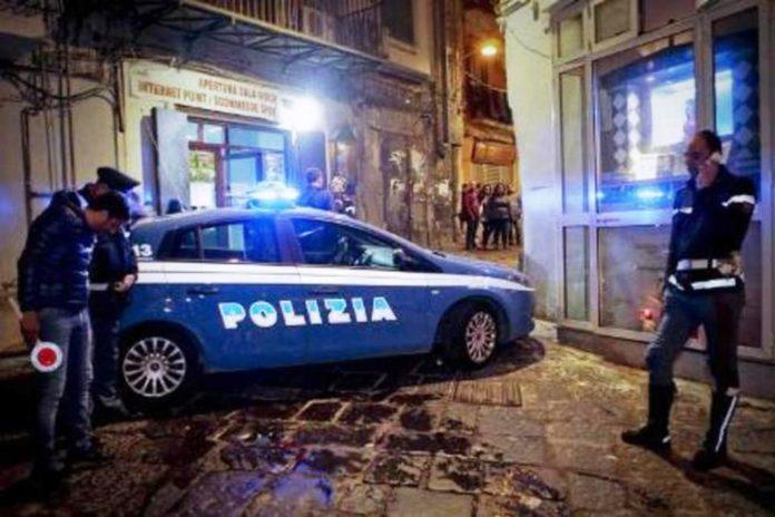 POLIZIA FORCELLA
