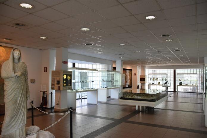 Sale Museo Boscoreale