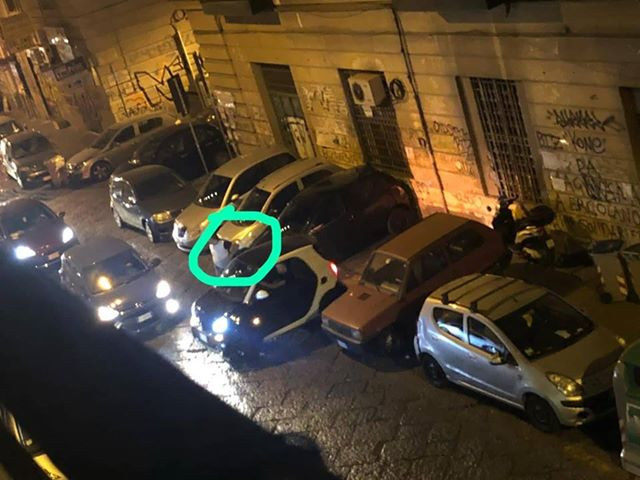 parcheggiatori