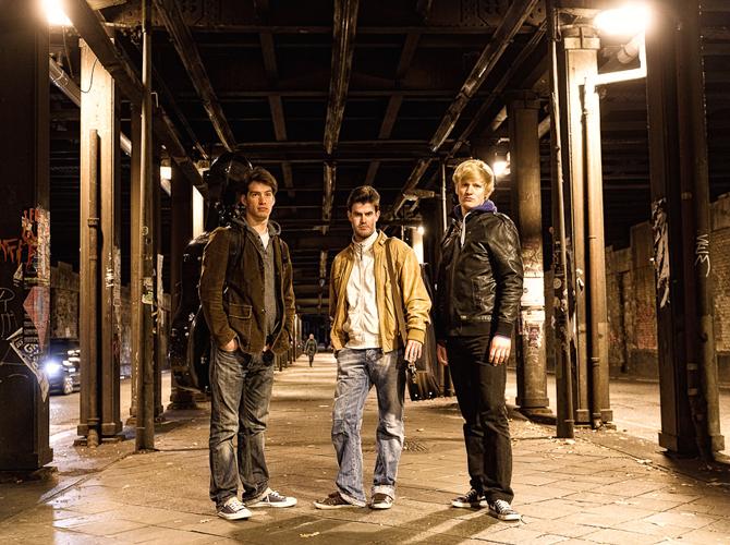 trio adorno