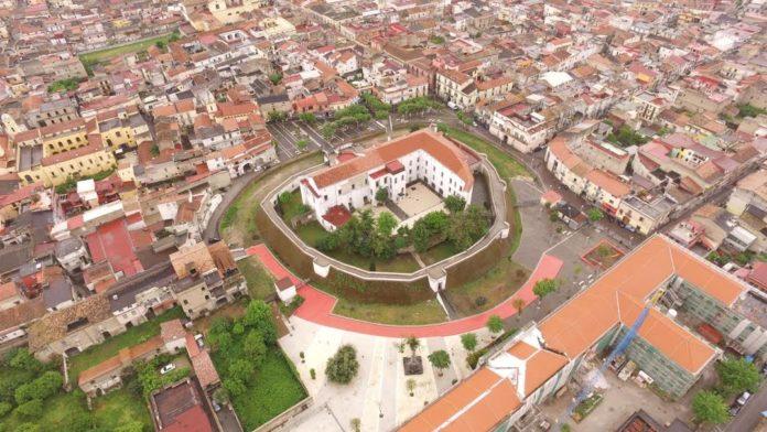 Castello dei. Conti di Acerra