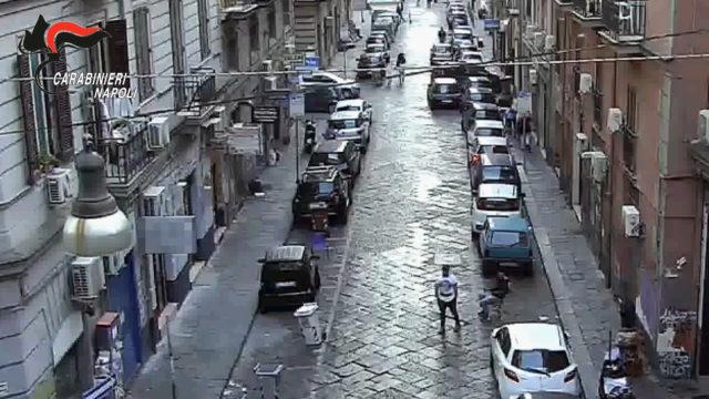 Via Sedile Di Porto.Via Sedile Di Porto Preso L Ultimo Componente Della Gang Di Parcheggiatori Abusivi Napoli Village Quotidiano Di Informazioni Online