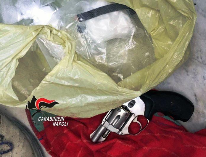 arzano-cocaina revolver