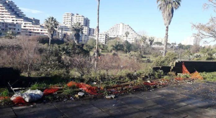 parco CIRO ESPOSITO