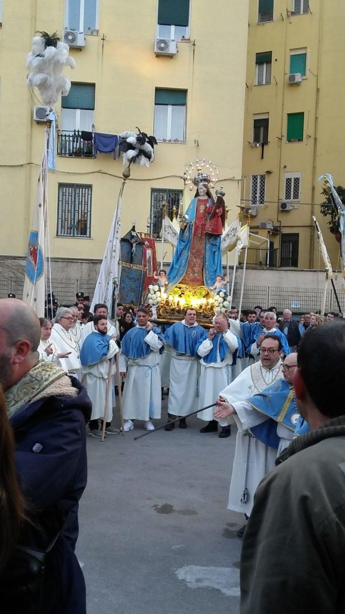 processione Santa Maria